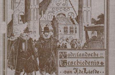 Boekje 'Vaderlandse Geschiedenis toegevoegd aan de site'